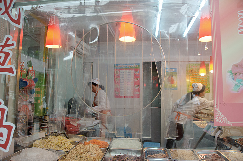 China, Shanghai, food