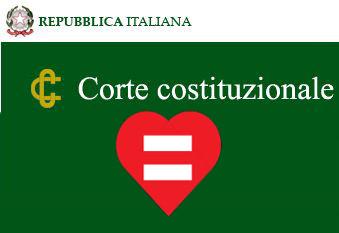 Il matrimonio egualitario è costituzionale
