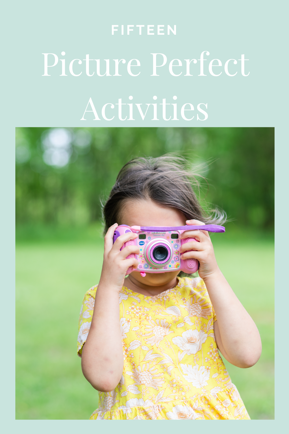 15 Picture Perfect Activities