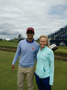 Adam Scott St Andrews 2015