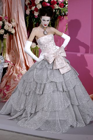 christian dior bridal couture