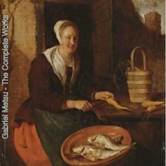 Kitchen Maid Remodel Los Angeles Gabriel Metsu The Complete Works A Kitchenmaid Preparing Carrots