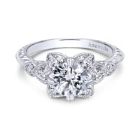 The Historical Eras of Vintage Engagement Ring | Gabriel & Co.