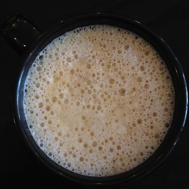 Cuppa latte