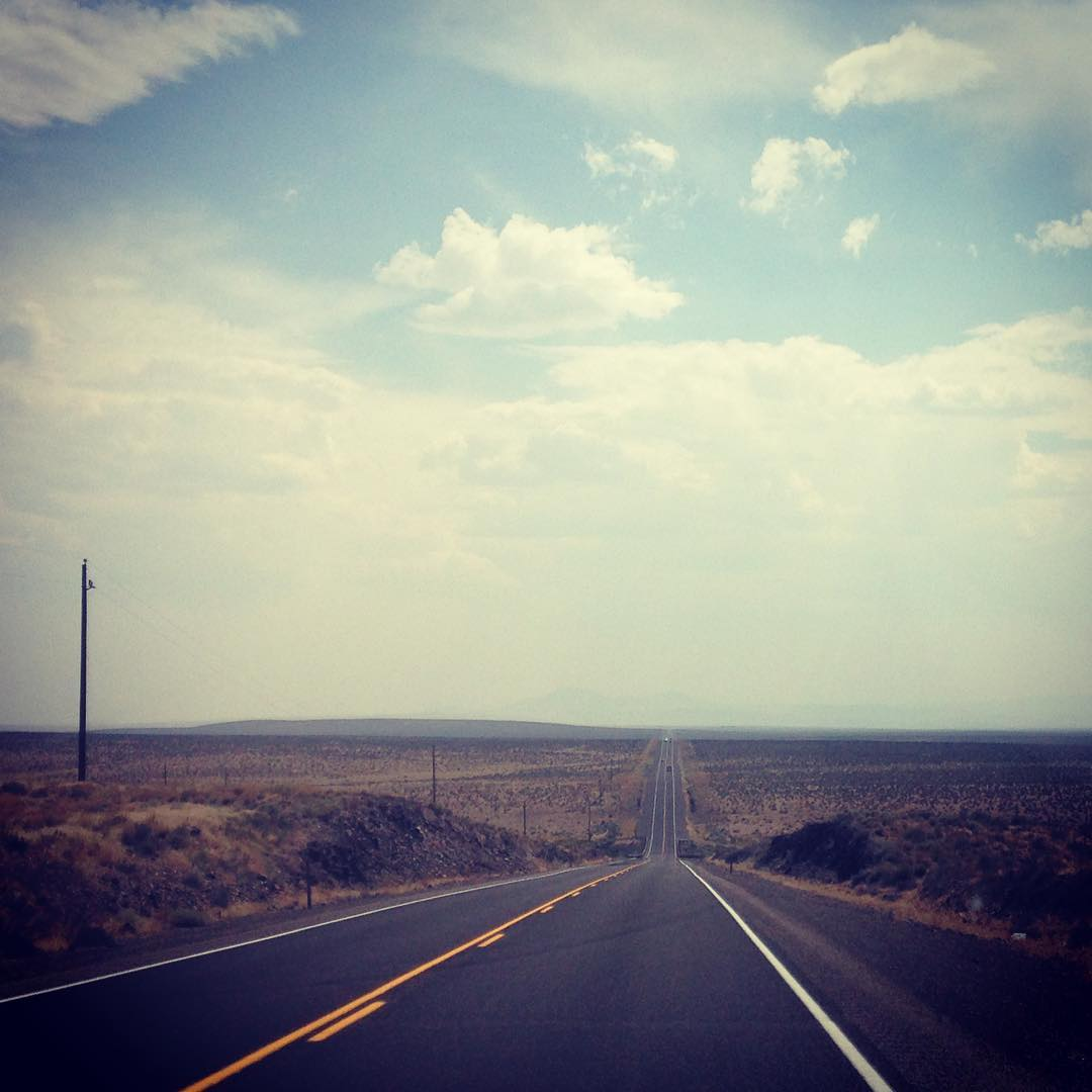 Current office location, en route back to CA, gonna be passing through Winnemucca