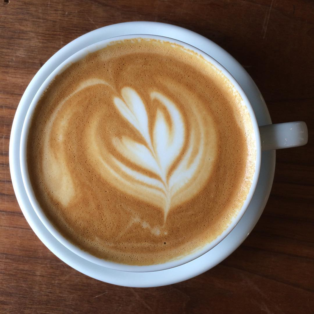 Flat white - they do it right