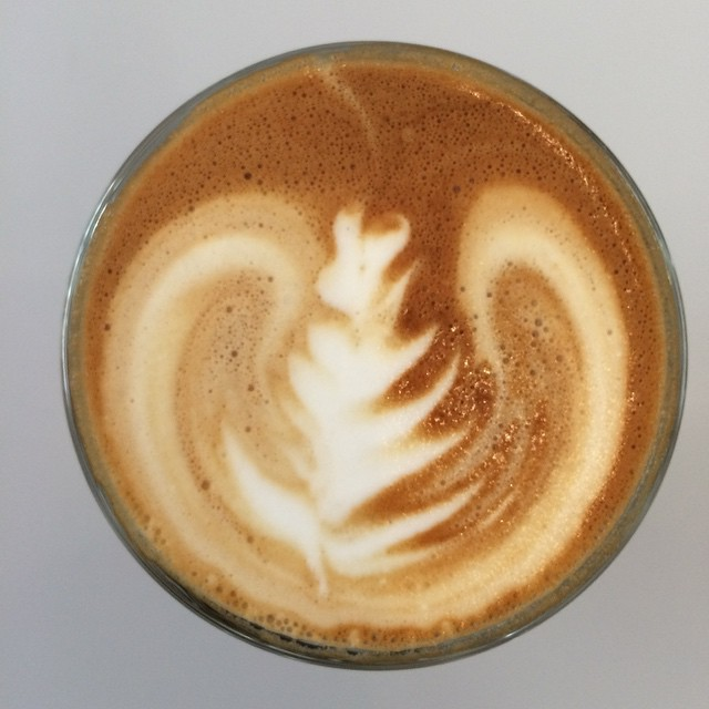 Froosh! @moderncoffee