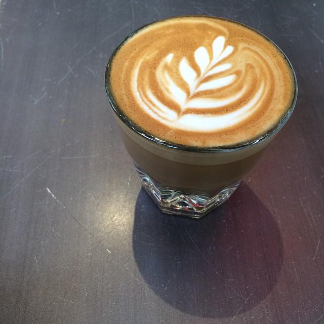 Happy day @moderncoffee