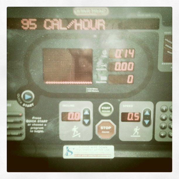 Mid day workout