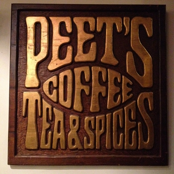 Original Peet's Coffee location