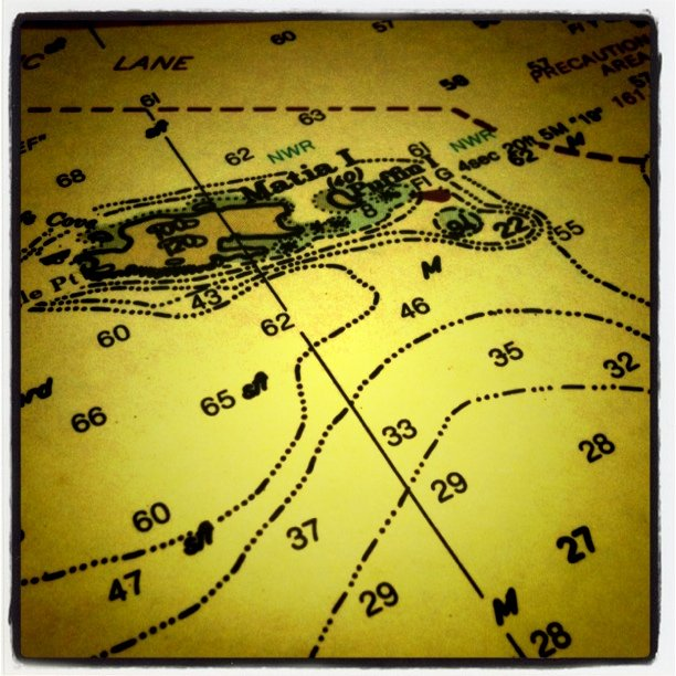 Planning future sailing
