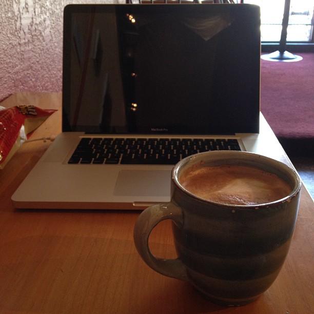Work latte