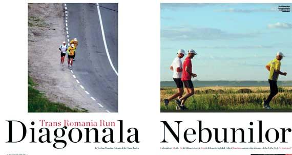 Trans Romania Run 2011