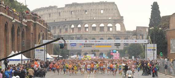 Maratonul de la Roma
