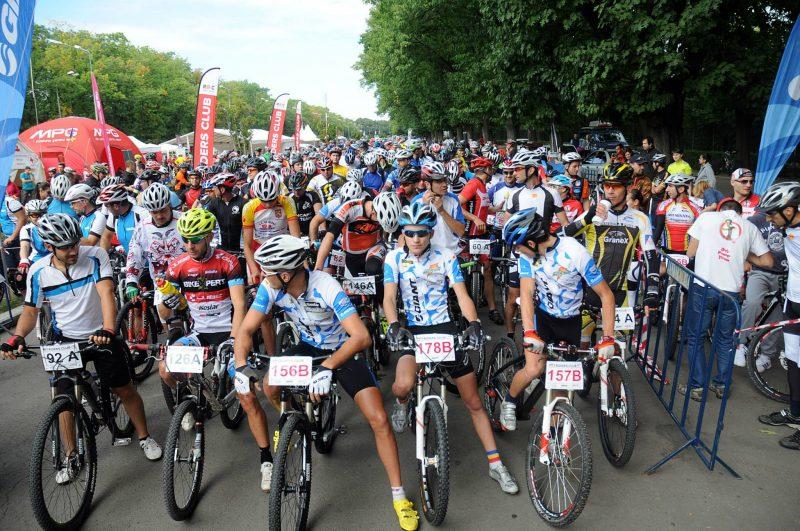 4 pedale 2013 la start