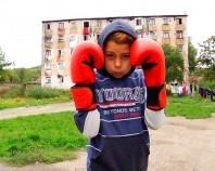 Box Raul Hanzi Sebastian 11 ani