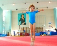 Gimnastica Onesti Maria Onofrei 6 ani