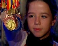 Lupte Ana Maria Ciolan 12 ani