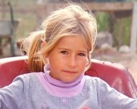 Lupte Diana Voiculescu 8 ani