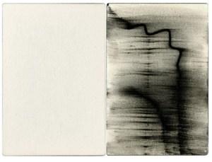 Gabriel Truan st 5 diptico tinta sobre tela (2x) 30 x 20 cm 2002