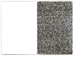 Gabriel Truan st 4 diptico rotulador sobre tela (2x) 30 x 20 cm 2002