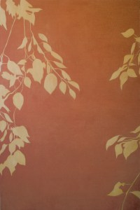 Gabriel Truan st 5 acrílico sobre tela 146 x 97 cm serie 4 telas para 1 asiento 2007
