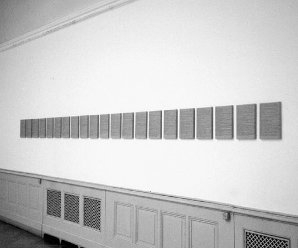 Gabriel Truan expo salle crosnier 1994 - serie 2