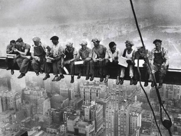construcţia Empire State Building