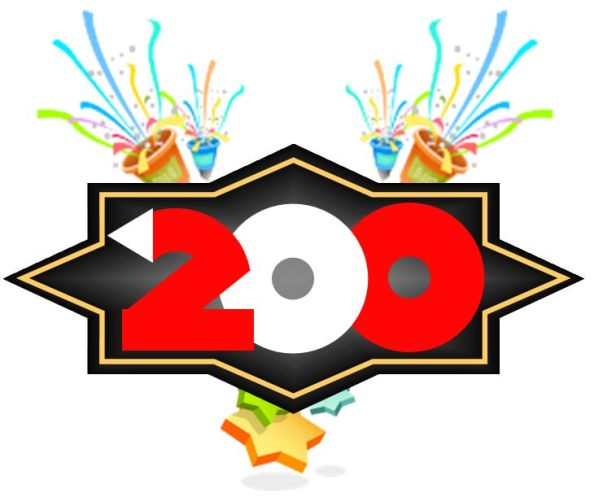 200 de articole pe blog