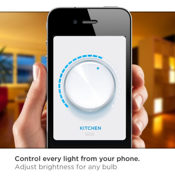 Control de pe smartphone