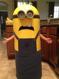 Costum homemade de Halloween
