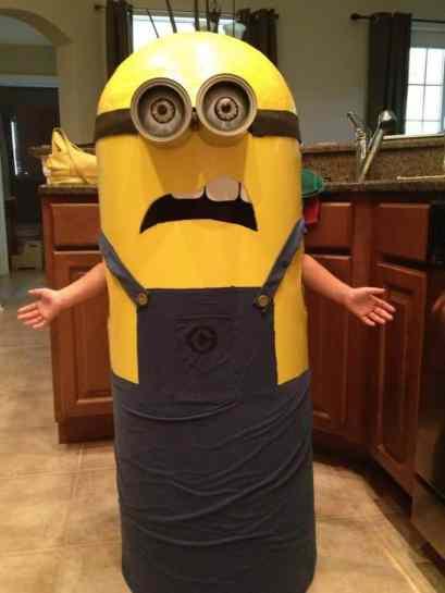 Costum tare Halloween