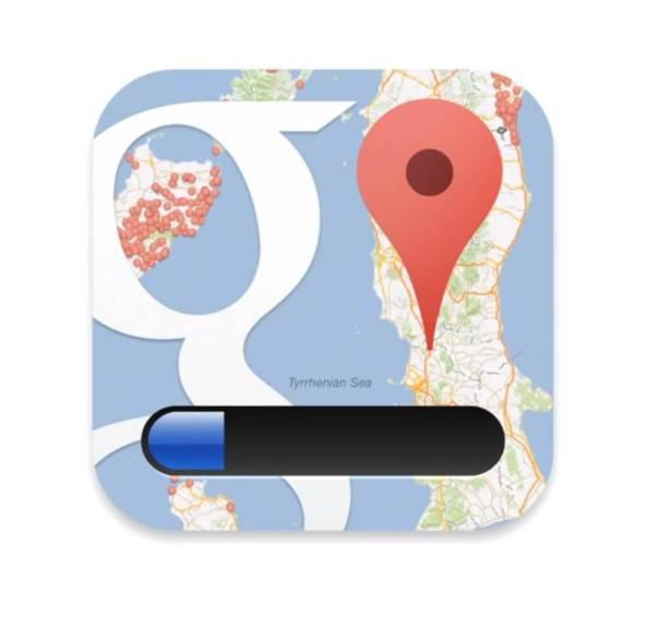 Google Maps pe iPhone