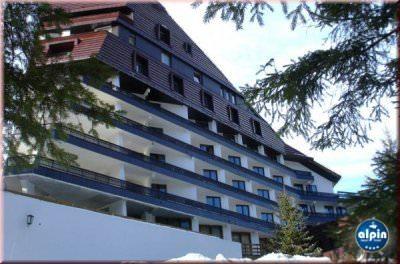 Hotel Alpin Poiana Brasov 1