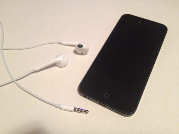 iPhone 5 casti