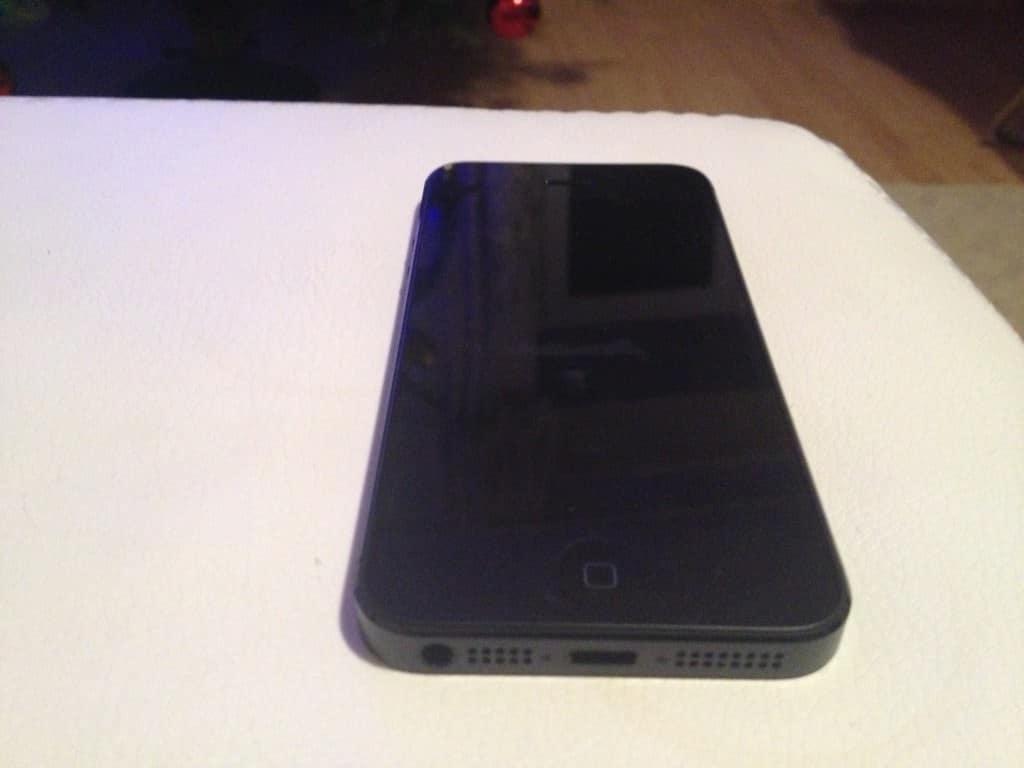 iPhone 5 jos