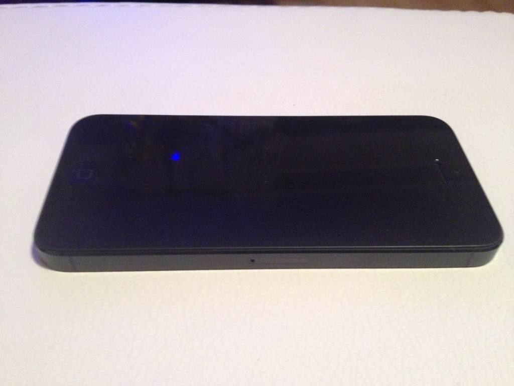 iPhone 5 lateral
