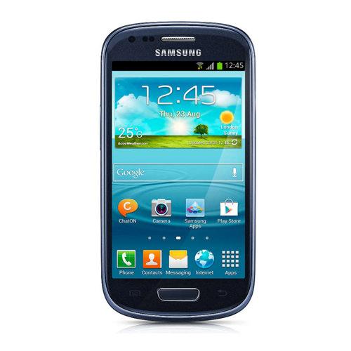 Samsung Galaxy S3 Mini albastru închis