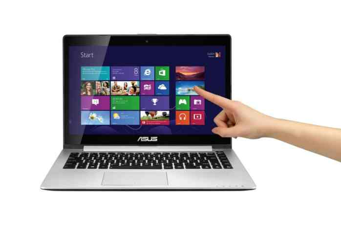 Asus Vivo Book touchscreen cu Windows 8