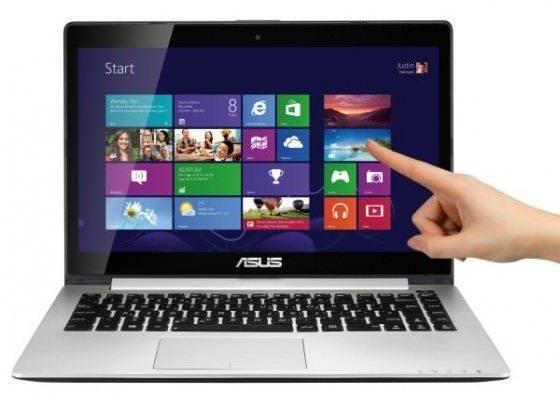 Prima temă din BlogWars 3, laptopuri cu touchscreen şi Windows 8