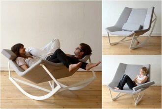 Concept de scaun pentru două persoane 1