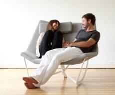 Concept de scaun pentru două persoane 7