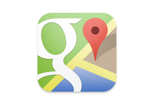 Google Maps iOS 6