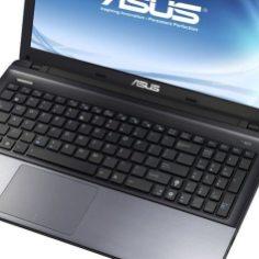 Asus K, tastatura Chiclet ergonomica