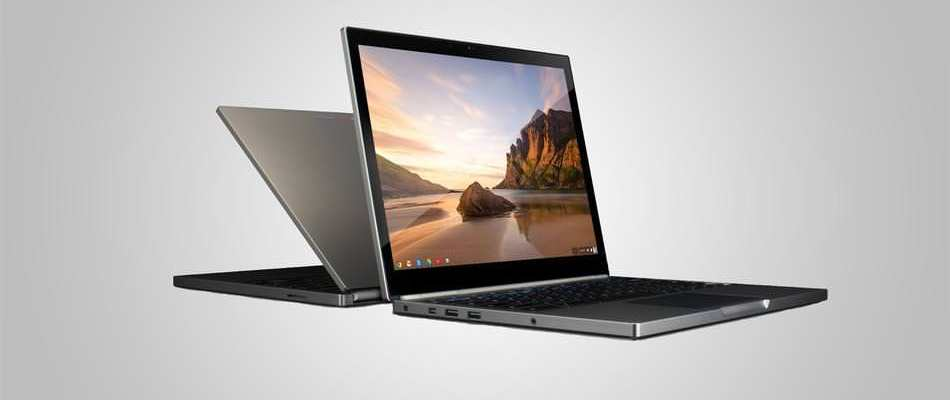 Google lansează Chromebook Pixel, un laptop scump cu Chrome OS