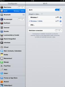 Conectivitate iPad mini 2