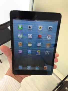 Design iPad mini 1