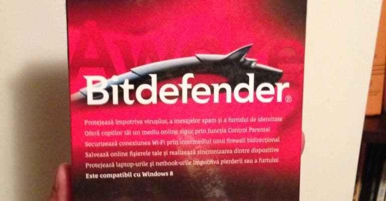 Câștigă o licență BitDefender Total Security 2013