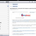 Mail iPad mini 3