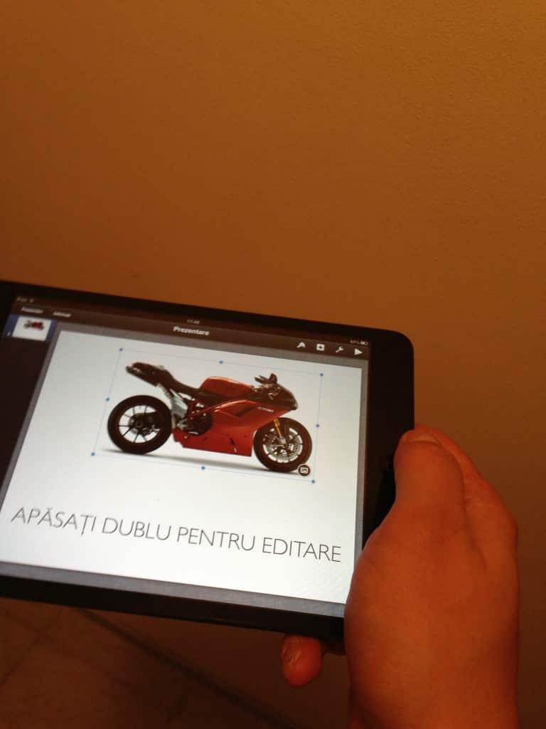 Productivitate iPad mini 2